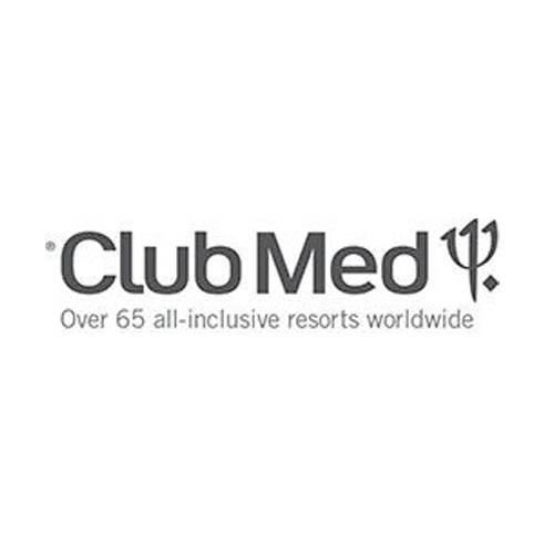 Club Med Partner Microsite